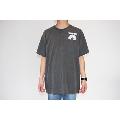 WTM ポケットTシャツ TOWER VINYL(ヴィンテージブラック) Sサイズ