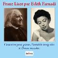リスト: ハンガリー幻想曲、死の舞踏、ピアノ協奏曲第1番、第2番