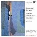 Brahms: Sacred Choral Works / Bernius, Bratschke, et al