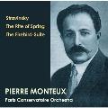 Stravinsky: The Rite of Spring, The Firebird - Suite<初回完全限定盤>