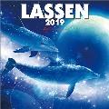 ラッセン(祝日訂正シール付き) カレンダー 2019