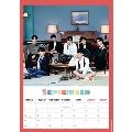 BTS/A3(輸入版) カレンダー 2022