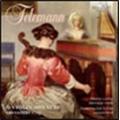 Telemann: 6 Violin Sonatas - Frankfurt 1715