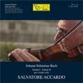 J.S.Bach: Sonatas No.1 & No.2 for Violin Solo<限定盤>