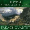 ハイドン: 弦楽四重奏曲集 Op.74