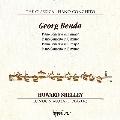 クラシカル・ピアノ・コンチェルト・シリーズVol.8 ~ ゲオルク・ベンダ: ピアノ協奏曲集