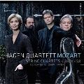 モーツァルト: 弦楽四重奏曲第14番、第17番 「狩」