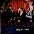 Concertos クアトロ・プレイズ・クアトロ