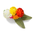 TOWER RECORDS×CHACO MIX FLOWER BARRETTE '13