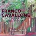 フランコ・カヴァローネ: ギター曲集