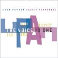 The Voice Is One