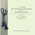 J.S.Bach: The Unaccompanied Violin Sonatas Vol.2