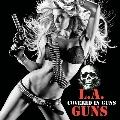 Covered In Guns<Red Vinyl>