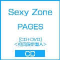 PAGES [CD+DVD]<初回限定盤A>