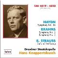 Haydn: Symphony No.88; Brahms: Symphonies No.2, No.3, etc