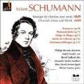 シューマン, 1849年 - 管楽器のための室内楽作品集