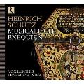 H.シュッツ: 音楽による葬送, 他 - 「ドイツ・レクィエム」のルーツ