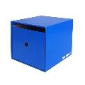 タワレコ 推し色グッズ CD(R)収納BOX Blue