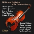 20世紀の10人の偉大なヴァイオリニストたち