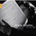 Pascal Dusapin: Concertos
