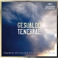 C.Gesualdo: Tenebrae Responsories for Holy Saturday, Miserere, etc