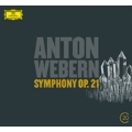 Webern: Symphony Op.21, 5 Pieces for Orchestra, 3 Lieder, etc