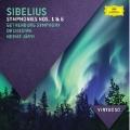Sibelius: Symphony No.1 & No.6
