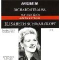 R.Strauss: Vier Letzte Lieder, Ariadne auf Naxos