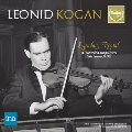 Leonid Kogan - Legendary Recital in Paris Oct.20 th 1982