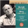 バルトーク: ピアノ協奏曲第2番、ベルク: ピアノ、ヴァイオリンと13の管楽器のための室内協奏曲