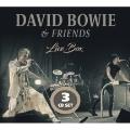 David Bowie & Friends: Live Box