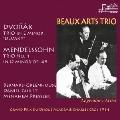 """Dvorak: Piano Trio No.4 Op.90 """"Dumky""""; Mendelssohn: Piano Trio No.1 Op.49"""