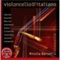 21th Century Italian Solo Cello Music