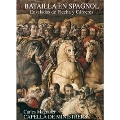 Batailla en Spagnol - Ensaladas by Flecha, Carceres [CD+DVD(PAL)]