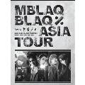 The BLAQ% Tour - MBLAQ Asia Tour Concert Photobook [BOOK+DVD]