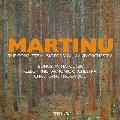 マルティヌー: ヴァイオリンと管弦楽のための作品全集