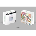 Delight: 2nd Mini Album (Mint Ver.) [Kit Album]