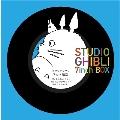 STUDIO GHIBLI 7inch BOX [7inch x5+オリジナル・アダプター (特典ディスク/ピンク)]<限定盤>