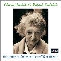 Clara Haskil et Rafael Kubelik - Piano Concertos by Schumann & Chopin