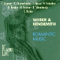Weber & Hindemith - Romantic Music