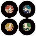 ギヴン × TOWER RECORDS トレーディングレコードコースター(4種)