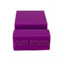 タワレコ (スマホにも使える)CDスタンド Purple