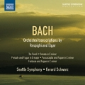 J.S.Bach: Orchestral Transcriptions by Respighi and Elgar