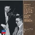 モーツァルト:ヴァイオリン・ソナタ第26・28・32・40番 <泉のほとりで>による6つの変奏曲<限定盤>
