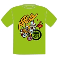 EGG BRAIN × TOWER RECORDS 「one make, music」 T-shirt Sサイズ