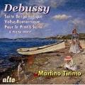 Debussy: Suite Bergamasque, Valse Romantique, Pour le Piano & Many More