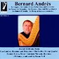 Bernard Andres: Le Seigneur des Amin - Harp Concerto, Le Verger des Grenadas, Les Danses d'Erzolie