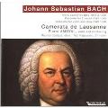 J.S.バッハ: 2つのヴァイオリンのための協奏曲ニ短調BWV.1043 他