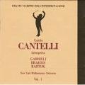 Guido Cantelli Interpreta Vol.1 - Gabrieli, Brahms, Bartok