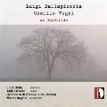 L.Dallapiccola, C.Togni - An Mathilde